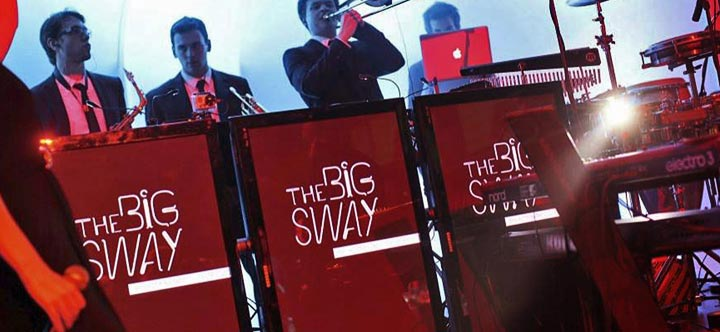 Big Sway Filmball Munich