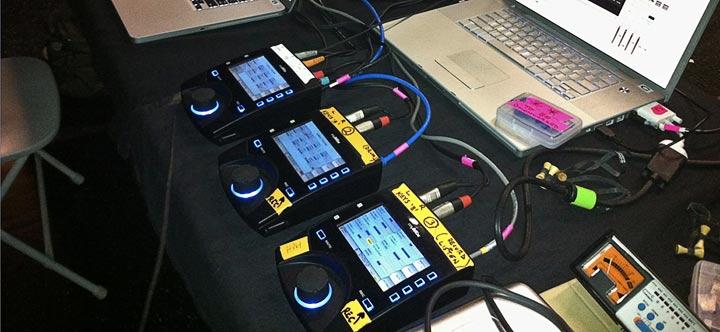 Eddie Jobson – Mobile myMix setup