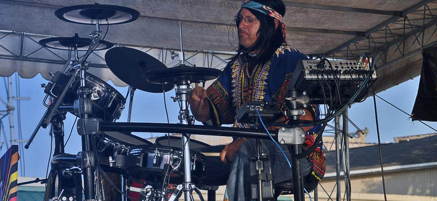 Woodstock tribute: Magic Bus Band